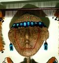 Brazilian Feather Crown