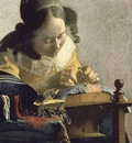 The Lacemaker, Jan Vermeer