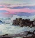 Close of Day, Frederick Judd Waugh