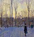 The Tuilleries, Paris, France, Charles Neal
