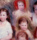 The Children, Pierre Auguste Renoir