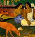amusement, gauguin,