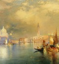 Moonlight in Venice, Moran