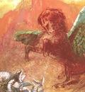 Pegasus and Hydra, Redon