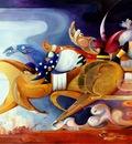 The Race II (The Race Must Go On), Susanne Schuenke