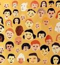 Faces, Graham Dennis