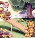 Love Means There s Someone to Teeter Your Totter