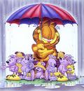 Love is Sharing an Umbrella