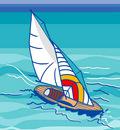 Sailing Solitude