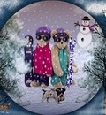 Cool Winter Bears