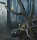 cursed woods