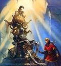 ken kelly the ancient throne