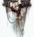 luis royo p2 the cross of pleasure