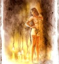 luis royo the house of the snake