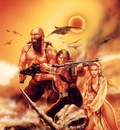 luis royo doomsdaywarriorII