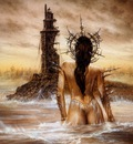 luis royo p2 III millenniums lighthouse