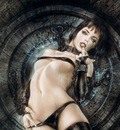 luis royo p2 dream in year 2000 and 2000 dreams