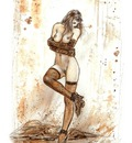 luis royo striptease007