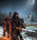 luis royo winter warriors