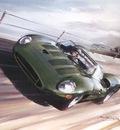 Cma 057 jaguar xj 13 test driver norman dewis
