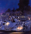 Cma 105 1999 le mans victory for bmw