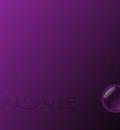 GNOME LilaShadowsAndLight