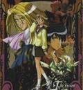 escaflowne group shot