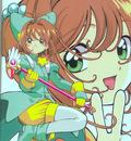Cheerio! 2   Movie   Sakura Green Costume