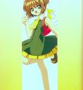 Cheerio! 2   Movie   Sakura Standing