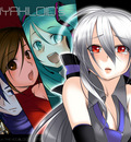 hatsune miku kagamine len kagamine rin kaito meiko vocaloid yowane haku