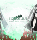 black rock shooter final fantasy final fantasy vii hatsune miku parody vocaloid