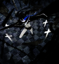 black rock shooter dark vocaloid