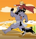 FMA Forward Comrades
