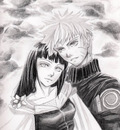 Naruto X hinata by Z