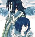 Sasuke and Hinata by