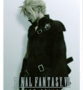 final fantasy vii advent children postcard