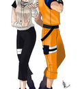 hinata and naruto by tubenose
