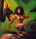 Boris Vallejo   94 6 The Greatest Weapon (1)