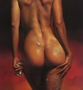 Boris Vallejo   Kiss This