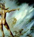 Boris Vallejo   Lilith