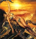 Boris Vallejo   Scorpion