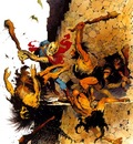 Frank Frazetta (The Battle 02 HD)
