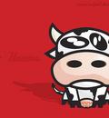 cow huama1
