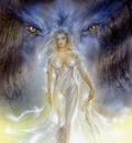 luis royo the enchantment sketch1