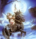 luis royo wings of dreams2