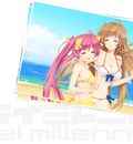 haruka wallpaper beach2 snap