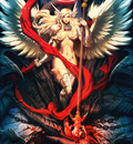 devil killing angel by genzoman d3ed8gi