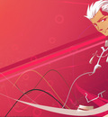 archer fate stay night red